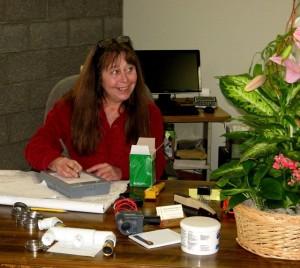 Annie Baker, proprietor